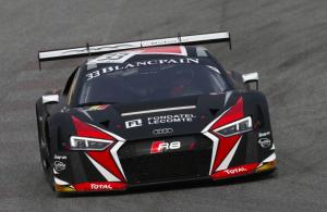 Robin Frijns und Enzo Ide im #33 WRT Audi R8 LMS