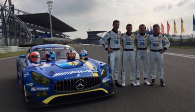 Black Falcon_Mercedes AMG GT3_Polesetter_24h Nbr 2016