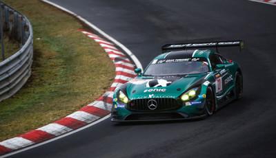 Black Falcon_Mercedes AMG GT3_VLN 1