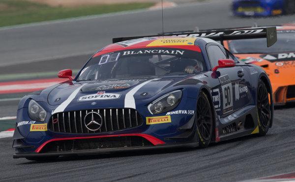 Blancpain-Endurance-Series-2017-Barcelona-Qualifying-AKKA-Mercedes-AMG-GT3-Nr.90