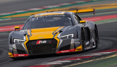 Blancpain-Endurance-Series-2017-Barcelona-Qualifying-WRT-Audi-R8-LMS-Nr.17