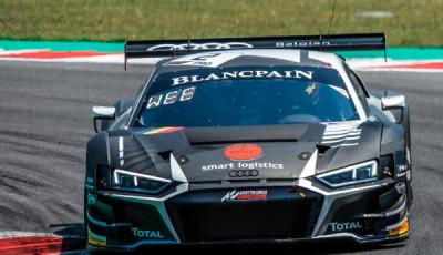 Audi R8 LMS #2 (Belgian Audi Club Team WRT), Dries Vanthoor/Charles Weerts