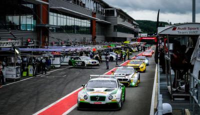 Blancpain GT Series_Kalender 2018