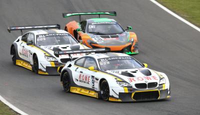 #99 ROWE RACING (DEU) BMW M6 GT3 PHILIPP ENG (AUT) FELIX DA COSTA (PRT)