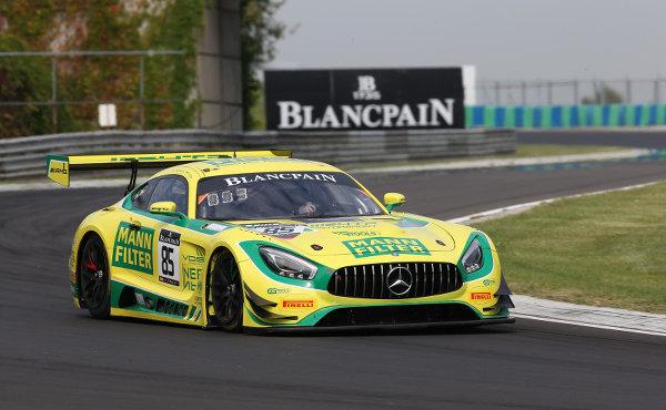 Blancpain-Sprint-2017-Hungaroring-Qualifying-HTP-Mercedes-AMG-GT3-Nr.85