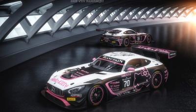Blancpain-Sprint-2017-Preview-Kornely-Motorsport-Mercedes-AMG-GT3-Hello-Kitty-Design