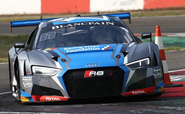 Blancpain-Sprint-2017-Zolder-Qualifyings-WRT-Audi-R8-LMS-Nr.3
