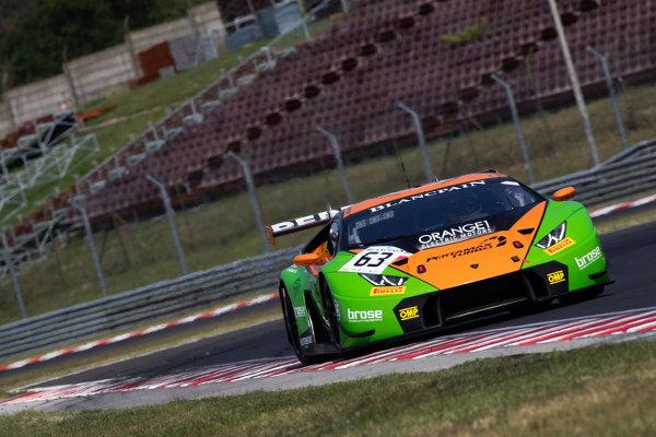 Blancpain-Sprint-Budapest-Rennen-1-Grasser-Racing-Lamborghini-Huracan-GT3-Nr.63