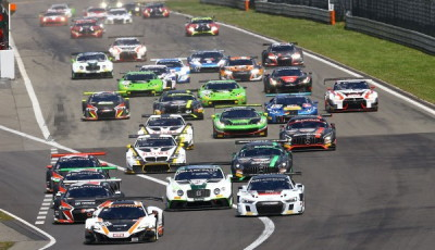 Blancpain Sprint Series Start 2016