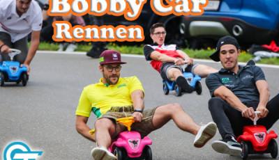 onthegrid Bobby Car Rennen