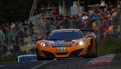 Dörr McLaren #66 24h Nürburgring 2014