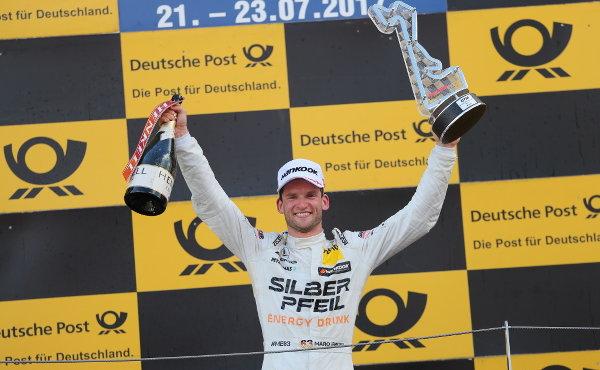 DTM, Moskau. Mercedes-AMG Motorsport DTM Team / Maro Engel