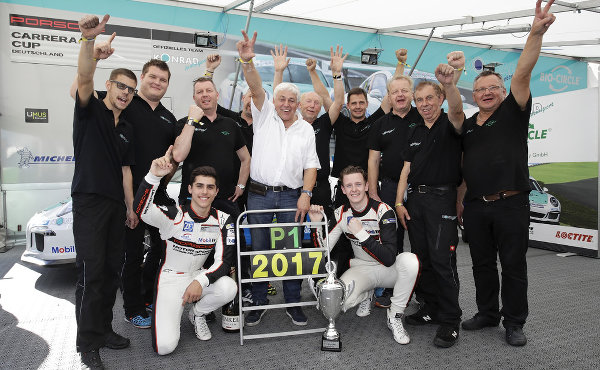 Dennis-Olsen-Champion-2017-Porsche-Carrera-Cup-Deutschland-Hockenheimring-Finale