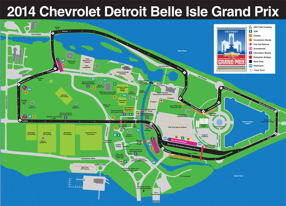 USCC 2014 Detroit: Vorschau zum GTD & Prototypen Rennen
