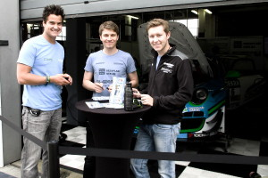 Dominik Farnbacher, Sebastian Asch, Philipp Frommenwiler