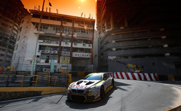 Macau 2016, FIA GT World Cup, #9 BMW M6 GT3, ROWE Racing, Nick Catsburg