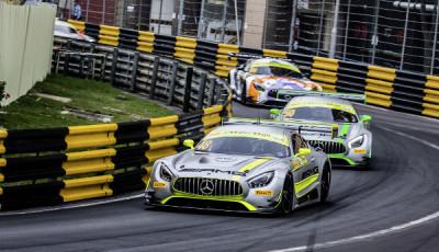 Der Mercedes-AMG GT3 beim FIA GT World Cup 2017