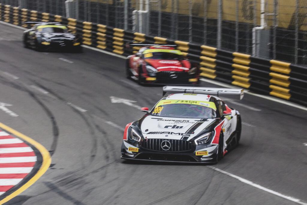 Mercedes-AMG Team GruppeM Racing #999, Raffaele Marciello