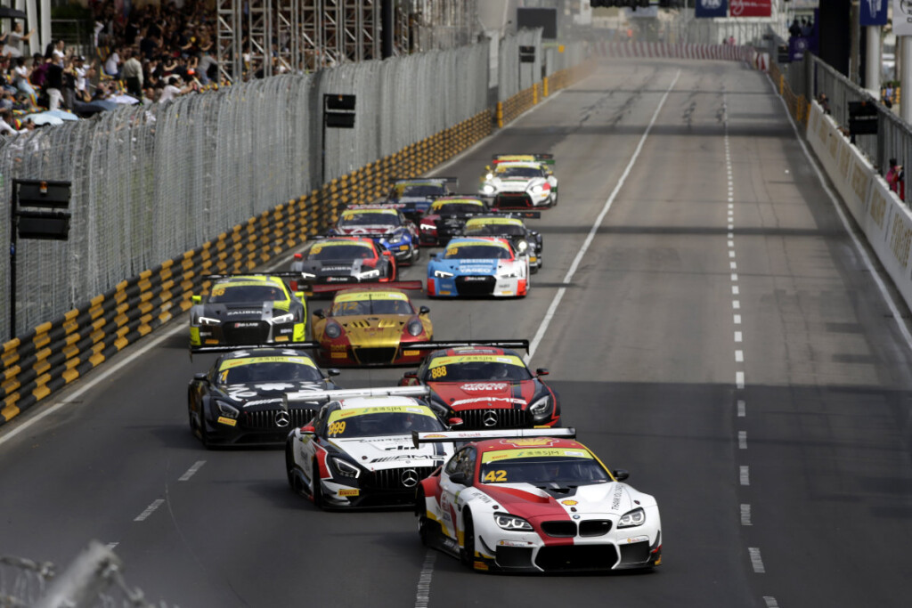 FIA-GT-World-Cup-2018-Start