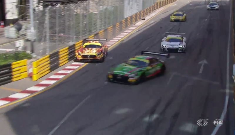FIA-GT-World-Cup-2019-Maro-Engel-auf-Abwegen