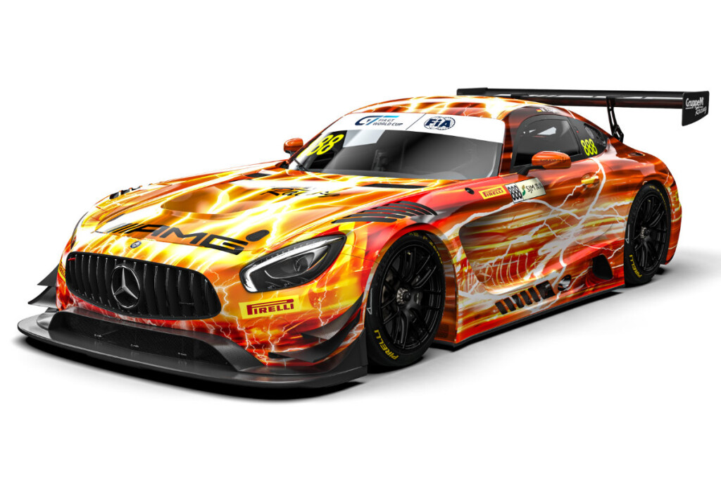 FIA-GT-World-Cup-2019-Preview-GruppeM-Mercedes-AMG-GT3-Nr.888