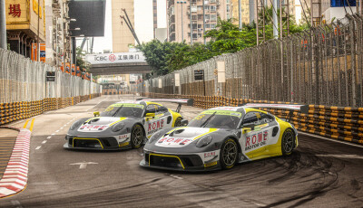 ROWE RACING Macau 2019