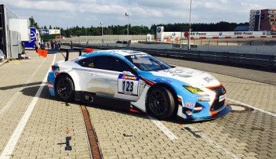 Farnbacher Racing Lexus RC-F GT3