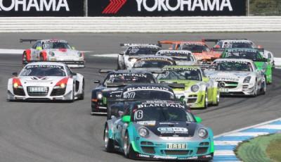 Farnbacher Racing GT Masters Finale Hockenheim 2012