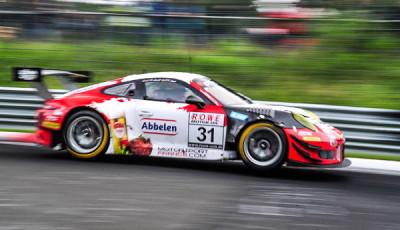 Frikadelli Racing_Porsche 911 GT3 R 31_Seite__VLN 3 2018