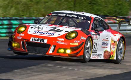 Frikadelli Racing_Porsche 911 GT3 R 31_VLN 3 2018