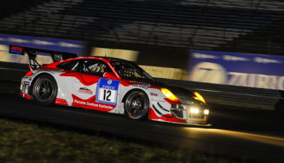Frommenwiler Manthey Racing 24h Nürburgring 2014