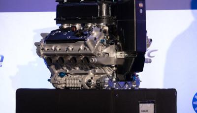 Gibson Technology GK 428 Motor für LMP2 2017
