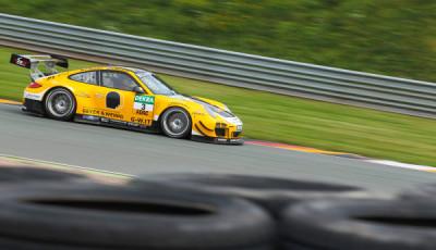 ADAC GT Masters 2014 Sachsenring Schütz Motorsport