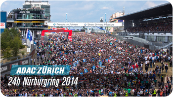 Galeriebild 24h Nürburgring 2014