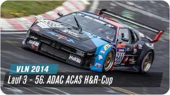 Bilder vom 56. ADAC H&R-Cup