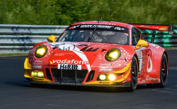 GetSpeed Performance_Porsche 911 GT3 R 2_VLN 3 2018