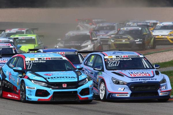 ADAC-GT-Masters-2018-Sachsenring-Honda-ADAC-Team-Fugel-Honda-Civic-TCR-Nr.7