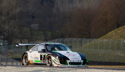 HB Racing Team Herberth Porsche