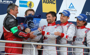 Haase siegt bei den 24h Nürburgring 2014
