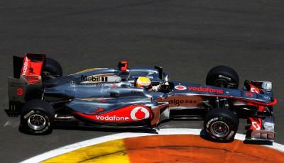 Hamilton gewinnt den Großen Preis von Deutschland am Nürburgring
