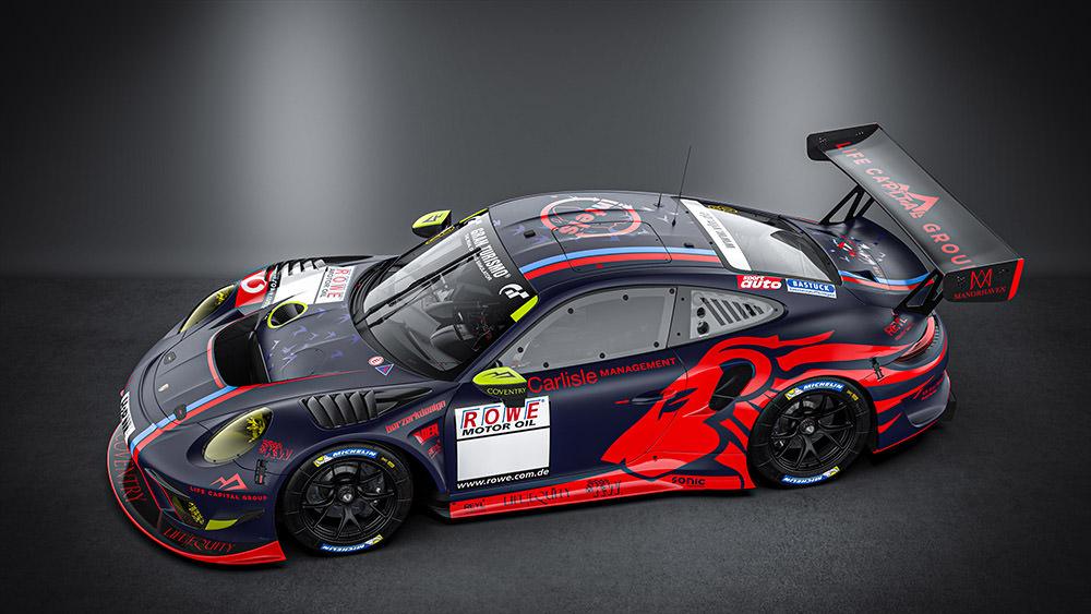Huber Motorsport startet künftig in der Klasse SP9