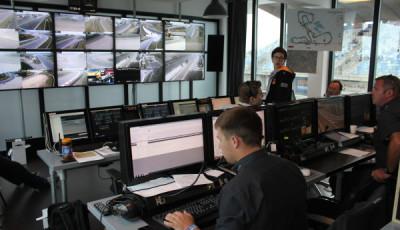 ADAC GT Masters 2016 Zandvoort Rennleitung