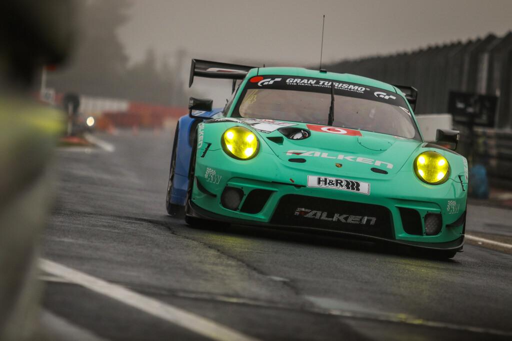 Falken Porsche