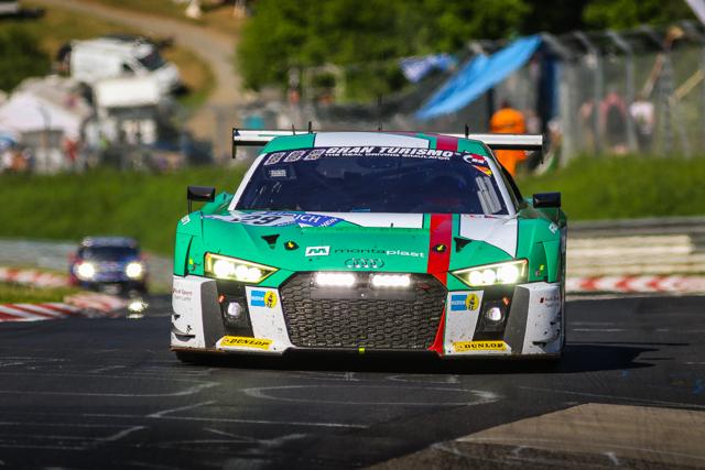 Land Motorsport_Audi R8 LMS_24h Nürburgring 2017