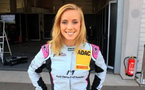 Mikaela Ahlin-Kottulinsky, Aust Motorsport, ADAC GT Masters 2016