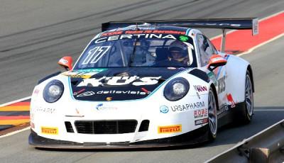 KÜS Team Bernhard ADAC GT Masters 2016 Sachsenring