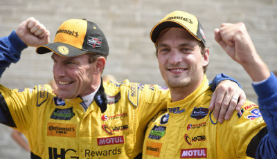 IMSA-2016-COTA-Bret-Curtis-Jens-Klingmann-Sieger-GTD