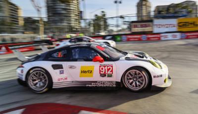 IMSA-2016-Long-Beach-Qualifying-Porsche-911-RSR