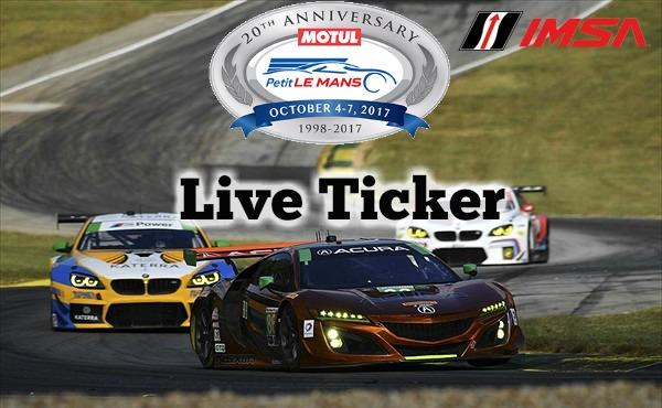 Live Ticker Le Mans