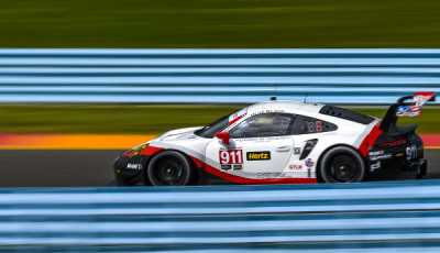 IMSA-2017-Watkins-Glen-Qualifying-Porsche-911-RSR-Nr.911-Werner-Pilet
